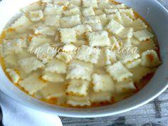 Pasta lorda ricetta tipica Romagnola http://blog.giallozafferano.it/incucinadalicia/pasta-lorda-ricetta-tipica-romagnola/