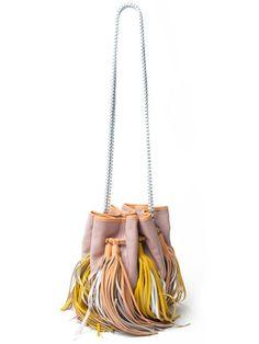 Sara Battaglia 'jasmine' Bucket Bag - Kirna Zabête - Farfetch.com