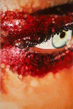 MARILYN MINTER http://www.widewalls.ch/artist/marilyn-minter/ #hyperrealism  #photography