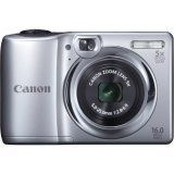 Canon Cameras Pshot A1300 16mp 5x Silver (6177b001) - by Canon. $172.00. Canon--PowerShot A1300-Silver 16.0 Megapixel Image Sensor, 5x Optical Zoom with 28mm Wide-Angle lens, 720p HD video