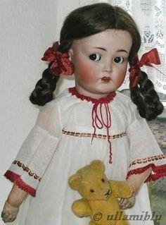 1916 doll by Kämmer & Reinhardt