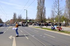 Fräulein Anker: Berlin - Flohmarkt am Mauerpark
