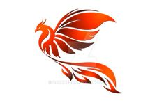 I& selling this phoenix.AI file or illustrator file) just send me a note if your interested Can I recolor it? Can I do some tweaks? Small Phoenix Tattoos, Phoenix Tattoo Design, Small Tattoos, Red Ink Tattoos, Body Art Tattoos, Pheonix Drawing, Greek Drawing, Lettering Design, Logo Design