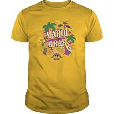 Awesome Tee Mardi Gras 2017 T shirts