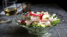 The Original Waldorf Salad Recipe - NYT Cooking
