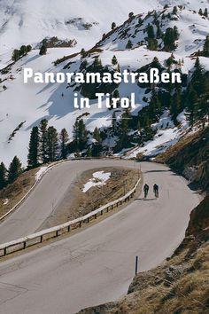Beste Aussichten: Panoramastraßen in Tirol Family Road Trips, Family Travel, New York Travel Guide, Road Trip Map, Beautiful Roads, Reisen In Europa, Photo Search, Cheap Travel, California Travel