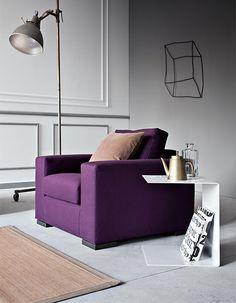 FAMILY poltrona armchair | ANTONIETTA tavolino | coffeetable | design by Alessandra Passetti | PIANCA | www.pianca.com