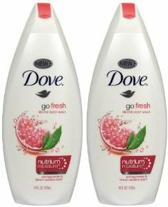 Dove Body Wash, Revive, 16 oz by Dove. $6.70. Get Soft, Smooth and Nourished SkinDove Body Wash, Revive deeply nourishes and gently awakens the skin. It has the lively quenching scent of pomegranate and verbena which gives the feel of a refreshing drink. With 100% natural moisturizer this body wash nourishes the skin deep down and leaves it soft and clean. Nourishes the skinGently awaken the skin Has pomegranate and verbena quenching scent High quality moisturizer Makes one feel ...
