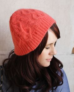 hat. 15 Cool Things to Make with Old Sweaters