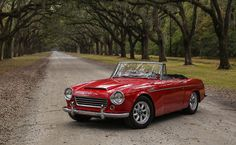 Scott Fisher, 1967 Datsun Roadster 1600 via Petrolicious.