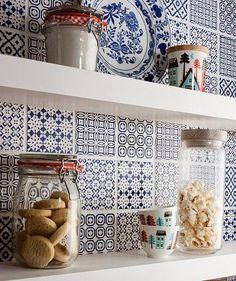 blog de decoração - Arquitrecos: Efeito patchwork na decoração
