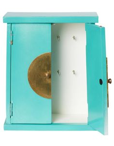 LIEN KEY CABINET turquoise   Small wall cabinets   Furniture   Interior   INDISKA Shop Online Key Cabinet, Wall Cabinets, Cabinet Furniture, Lockers, Locker Storage, Indie, Turquoise, Interior, Shop