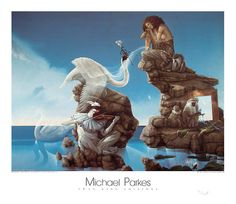 Michael parks fetish art