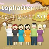 Thanksgiving with ArtFire and Tophatter!