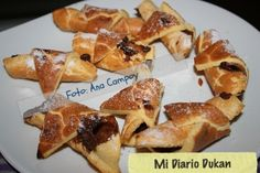 Croissants Dukan - Dukan Diet Recipes, Paleo Recipes, Low Carb Recipes, Fat Burning Tips, High Protein Low Carb, Croissants, Eating Habits, Diet Tips, Bacon
