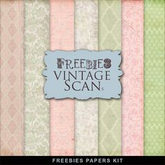 FREE digital paper - Spring Papers #farfarhill  (pink, green, white, lace, pattern, background)