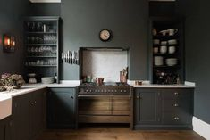 Interiors | Shaker Kitchen By DeVOL