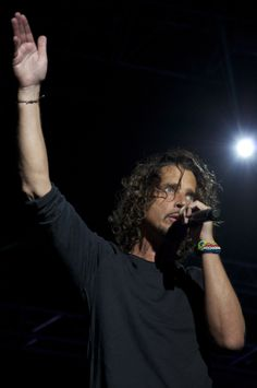 Chris Cornell from Soundgarden @ Lollapalooza, Buenos Aires • 02 Apr 2014 by Kinkatak