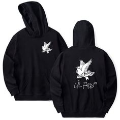 SteffdeividSudaderas · Fashion BOY Hoodies Sweatshirts Cry Baby Bird Rapper  Rap Singer Clothes winter  fashion  clothing 703f8367fec