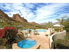 Paradise Valley Villa - Casa Five at Sanctuary-for large group in great location