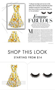 """""""Sevengril 1"""" by lana-97 ❤ liked on Polyvore"""