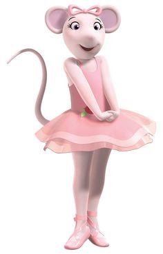 angelina ballerina - Buscar con Google
