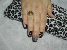 Manicura creativa Print Tattoos, Nails, Creativity