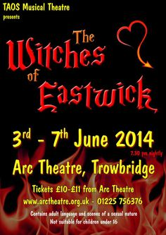 The Witches of Eastwick - TAOS Musical Theatre