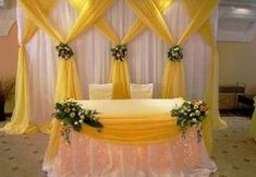 Useful Wedding Event Planning Tips That Stand The Test Of Time Wedding Stage Backdrop, Wedding Stage Design, Desi Wedding Decor, Wedding Stage Decorations, Backdrop Decorations, Flower Decorations, Wedding Table, Diy Wedding, Wedding Mandap
