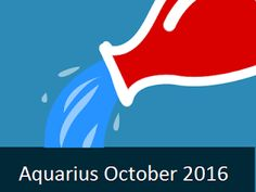 Daily, Weekly, Monthly Horoscope 2016 Susan Miller 2017: October Horoscope 2016 for Aquarius