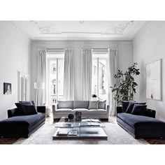 living em tons neutros e teto com textura clássica - Arkpad