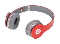 (Solo HD)RED Special Edition High Definition On-Ear.Not only amazing headphones, a portion of the profits from the Beats Solo HD (PRODUCT)RED Special Edition headphones will go straight to the Global Fund to fight AIDS in Africa.