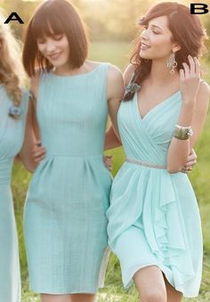 The++mini+bridesmaid+dresses+are+fully+lined,+8+bones+in+the+bodice,+chest+pad+in+the+bust,+lace+up+back+or+zipper+back+are+all+available,+total+126+colors+are+available.+ This+dress+could+be+custom+made,+there+are+no+extra+cost+to+do+custom+size+and+color. 1,+Material:+chiffon,+elastic+silk+li...