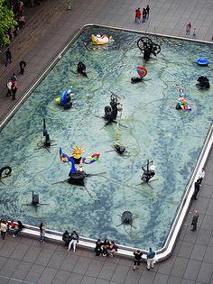 1000 images about niki de st phalle on pinterest saints sculpture and scu - Fontaine beaubourg niki de saint phalle ...