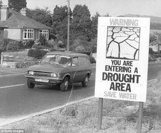 Summer of 1976 drought, heatwave