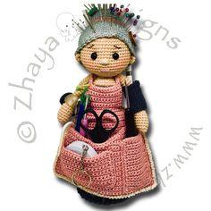Mesmerizing Crochet an Amigurumi Rabbit Ideas. Lovely Crochet an Amigurumi Rabbit Ideas. Crochet Diy, Crochet Pincushion, Crochet Simple, Crochet Amigurumi, Love Crochet, Crochet Gifts, Amigurumi Doll, Crochet Flowers, Pincushions