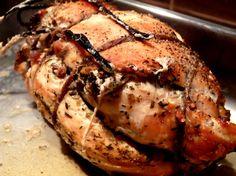 sunca de pui facuta in casa Romanian Food, Easy Peasy, Meat Recipes, Good Food, Chicken, Pork, Healthy Food, Yummy Food, Cubs