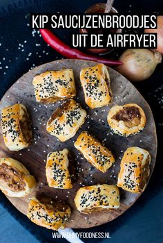 Air Fryer Recipes, Lunches And Dinners, Pretzel Bites, Diy Food, Tapas, Dinner Recipes, Snacks, Bread, Ethnic Recipes