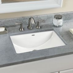 Weu0027ve Noticed An Increase In Popularity For This Unique Shaped Bathroom Sink.  The Half Dome Like Basin Shape Contrasts With The Rectangular Shape Counter  ...