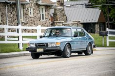 1979 SAAB 900 Turbo - I owned an identical car in 1979.