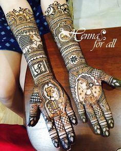 New Bridal Mehendi Designs Hands Indian Weddings Beautiful Ideas