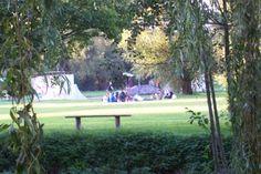 """The Park at Bishop's Stortford, Hertfordshire"" by Wilf Burndog at PicturesofEngland.com"