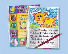 Draw & Write Journal - Each   shopswell