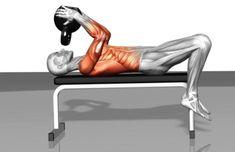 exercicios de musculação - Google Search
