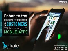 The Girafe is a best Mobile App Dvelopment Company that offers iOS & Android app development services in a budget friendly manner. Website Development Company, Mobile App Development Companies, Software Development, Web Design Services, Web Design Company, App Design, Mobile Application Design, Mobile Application Development, Best Web Design