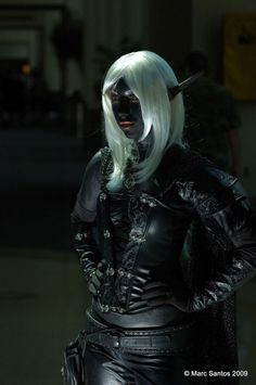 Dungeons and Dragons - Drow