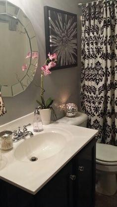 Bathroom decor by Kbell!