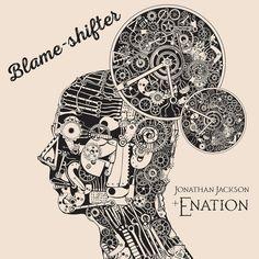 Jonathan Jackson + Enation - Blame-Shifter (CD)
