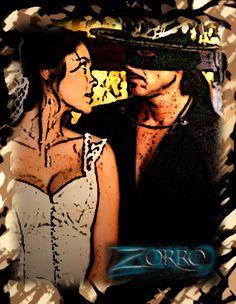 El Zorro - La Espada y la Rosa by Holy-Orders