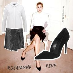 Rosamund Pike - Business Transaction by AMAZE Celebrities
